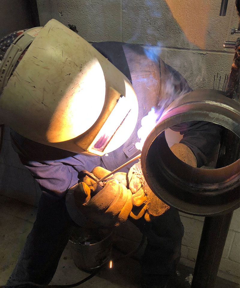 pipe welding school