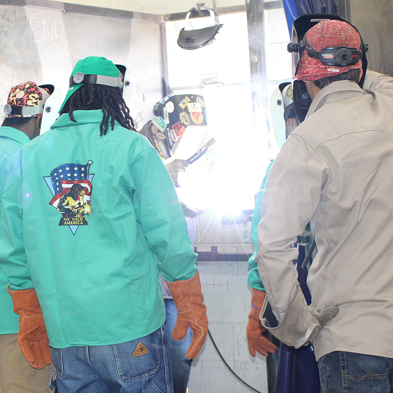 structural code welding certification