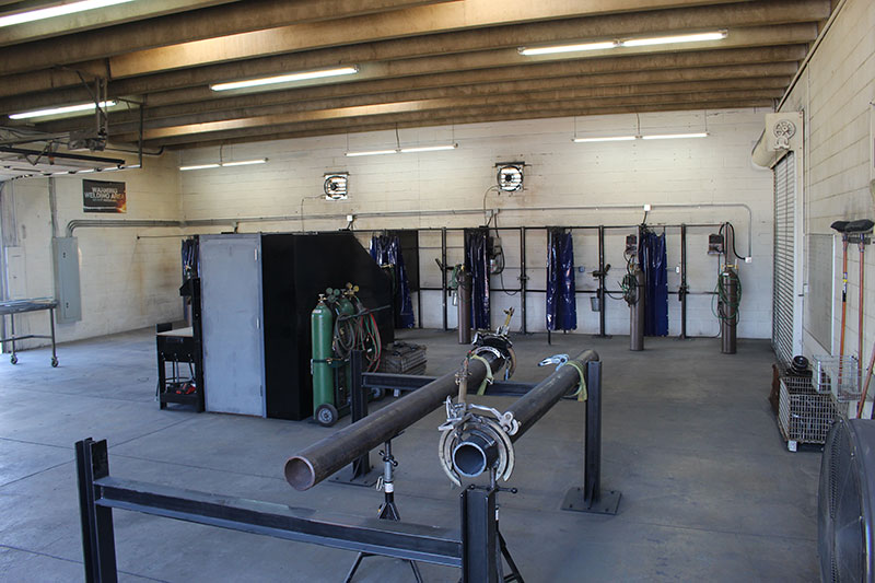 welding lab
